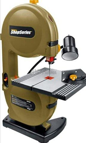 SHOOP SRIE منشار الخشب كهربائي - 2