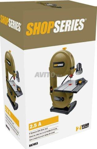 SHOOP SRIE منشار الخشب كهربائي - 3