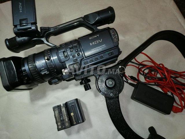 apareil Nikon D60 & camera Sony FX1E - 4