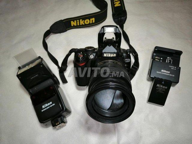 apareil Nikon D60 & camera Sony FX1E - 5
