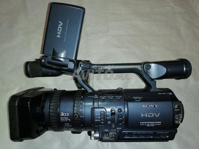 apareil Nikon D60 & camera Sony FX1E - 6