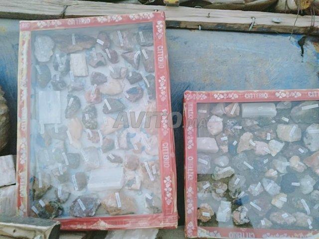 collection des minéraux - 3