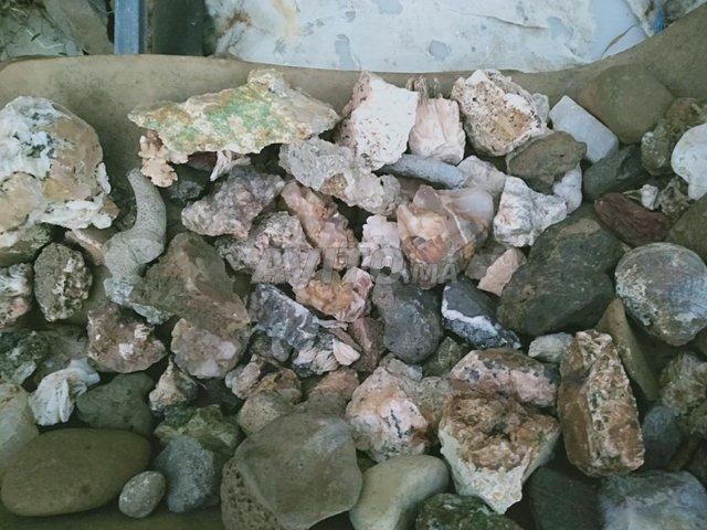 collection des minéraux - 5