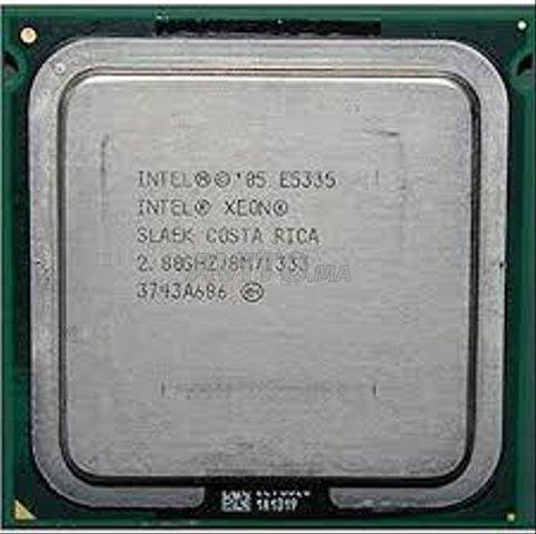 3 processeur xeon - 4