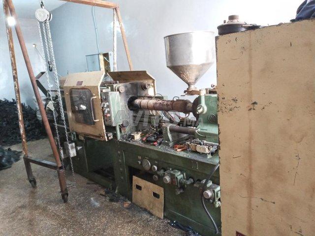 machine injection - 1