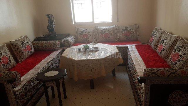 Appartement en Location (Par Mois) à Boukhalef - 1