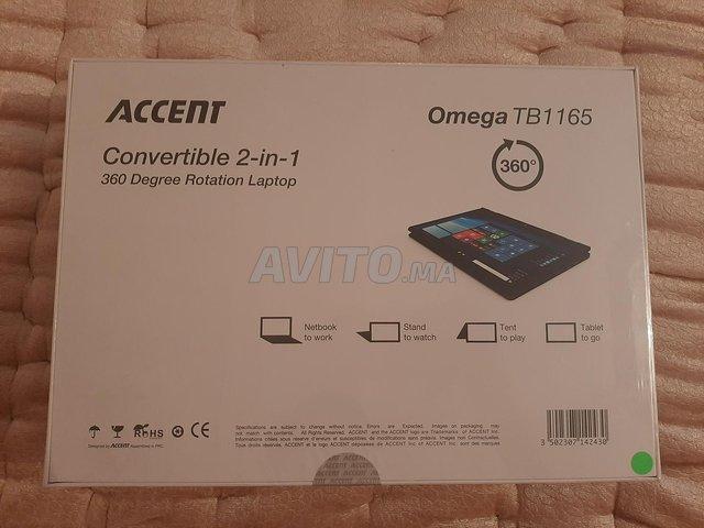 sans utilisation accent omega TB1165 64GB neuf - 2