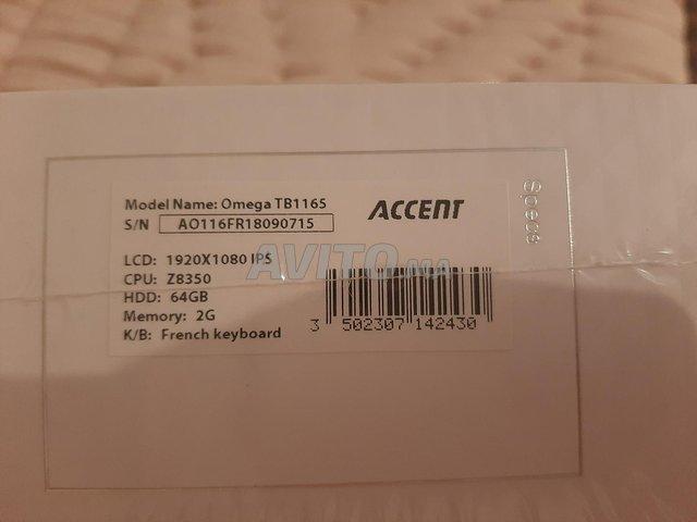 sans utilisation accent omega TB1165 64GB neuf - 3