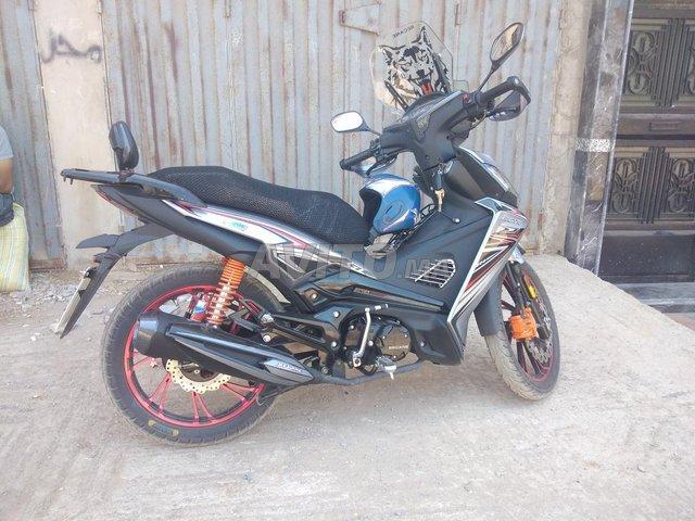motos bicane spring  ba9a jdida - 4