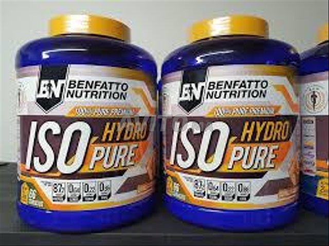 iso hydro whey BN 2KG - 2