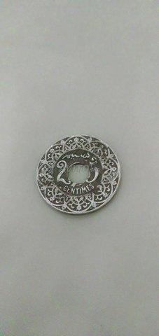 عملة مغربية قديمة - 2