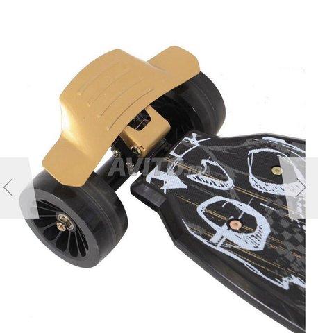 Trotinette oxello 4 roues adultes et enfants  - 3
