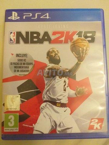 NBA2K18 - 1