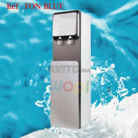 blue water vous garantissant conditions d hygiène  - 1