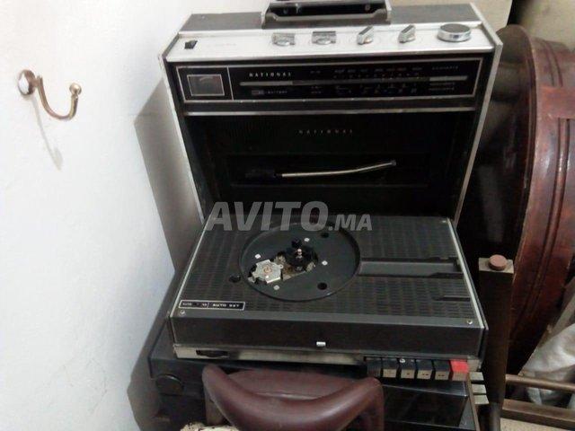 Radio cassette Phono - 1