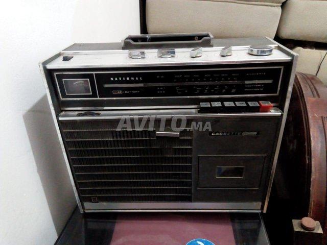 Radio cassette Phono - 2