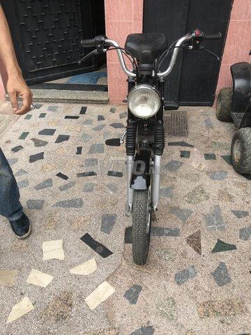 Motorcycle MBK - 1