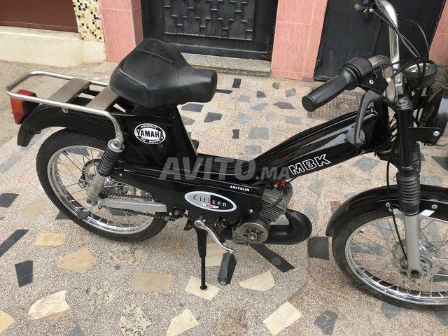 Motorcycle MBK - 2