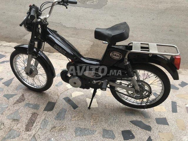 Motorcycle MBK - 3