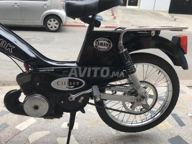Motorcycle MBK - 6