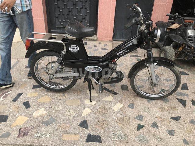 Motorcycle MBK - 4