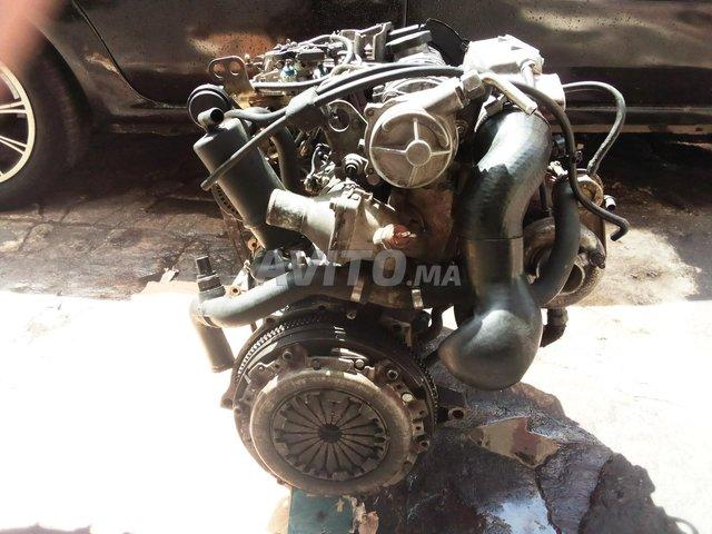 Motor turbo Renault 19  - 4
