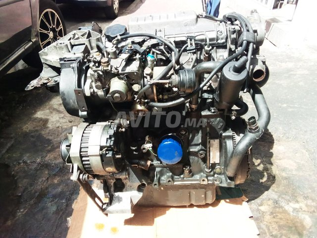 Motor turbo Renault 19  - 3