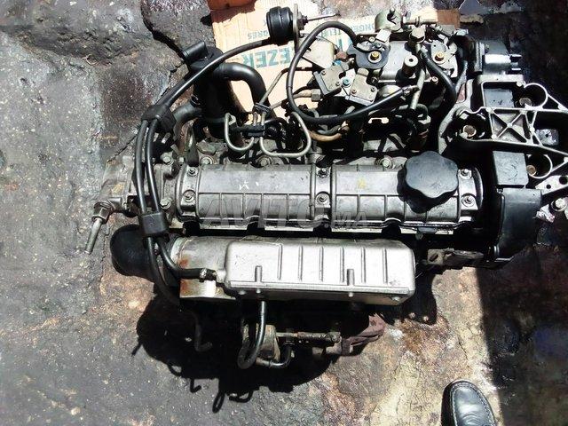 Motor turbo Renault 19  - 5