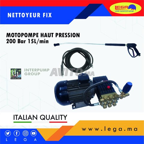 pompe haut pression 200 bar  - 1