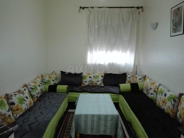 شقة مفروشة تتكون من غرفتين وصالون ومطبخ وحمام ودوش - 2
