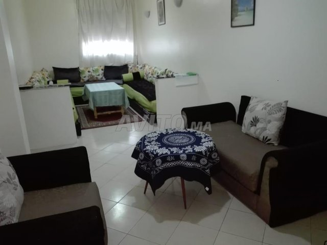 شقة مفروشة تتكون من غرفتين وصالون ومطبخ وحمام ودوش - 3