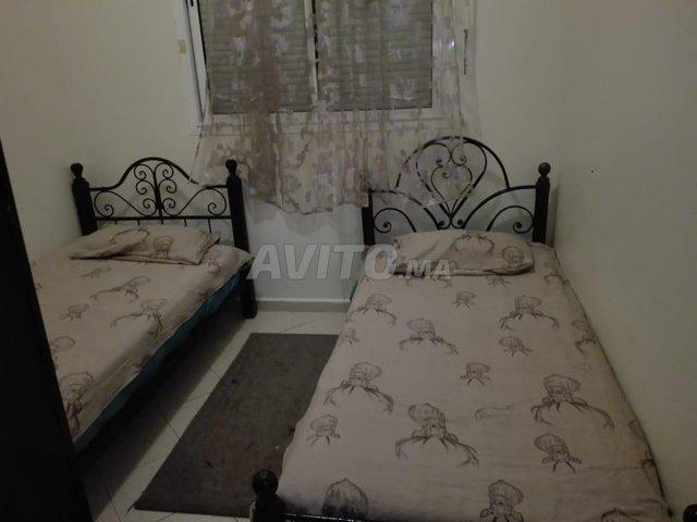 شقة مفروشة تتكون من غرفتين وصالون ومطبخ وحمام ودوش - 4