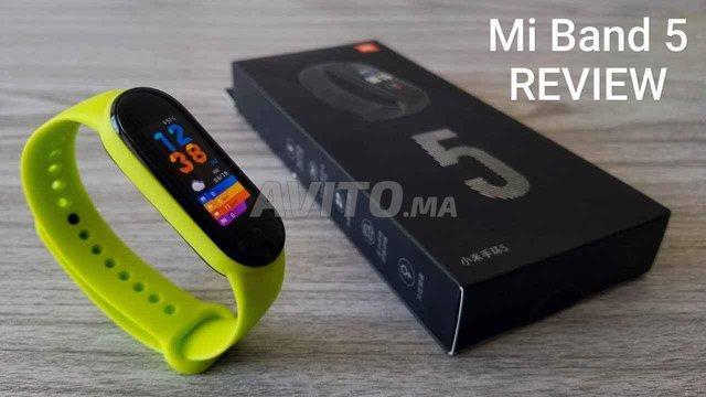 Xiaomi Mi band 5 - 1