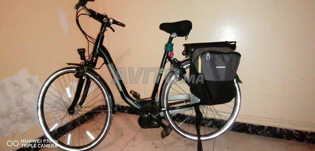 Vélo électrique  - 1