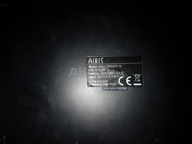 Pc portable airis tactile - 2