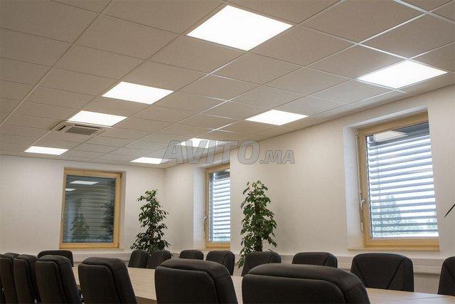Panel LED Carré 60×60cm 48W - 2