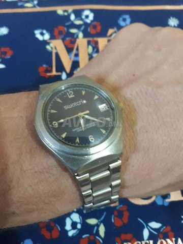 swatch outomatique orijinal swis - 4