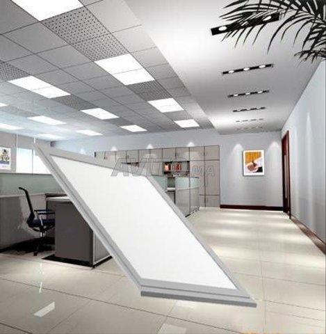 Panel LED Carré 60×60cm 48W - 1