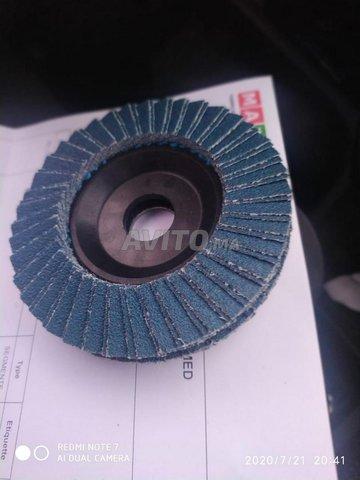 disque double lamelles (inox) - 1