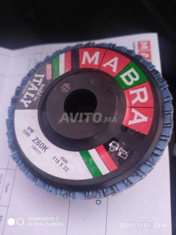 disque double lamelles (inox) - 3