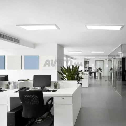 Panel LED 120×30cm 48W - 4