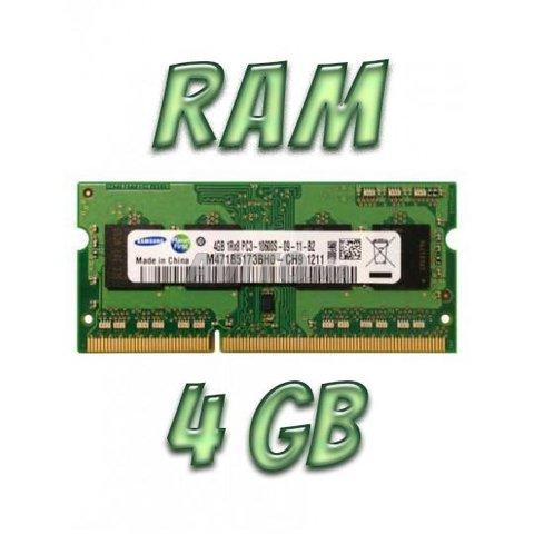 RAM 4GB DDR3 - 1