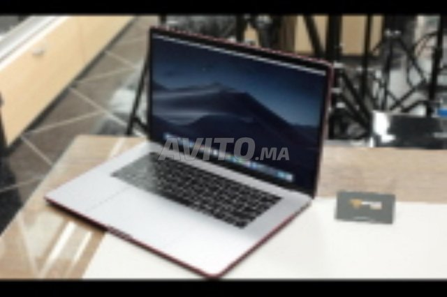 Apple 13 MacBook Pro with Touch Bar Mid 2017à fes - 2