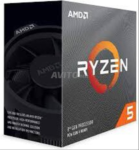 Pc gamer Ryzen 5 3600 gtx 1650 OC - 4