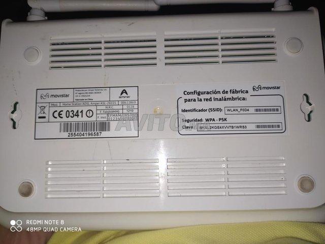 routeur Movistar ADSL - 2
