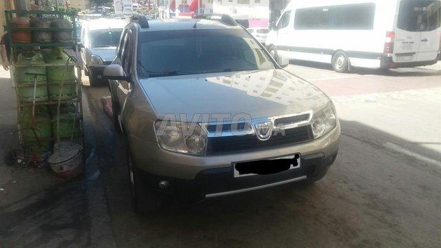 Voiture Dacia Duster 2012 à tanger  Diesel  - 6 chevaux