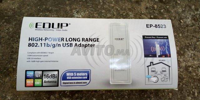 Alpha Wi-Fi - 4