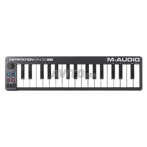 M-AUDIO KEYSTATION MINI 32 MK3 - 1