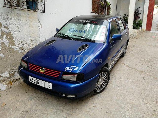 Voiture Volkswagen Polo 1998 à tétouan  Essence  - 9 chevaux