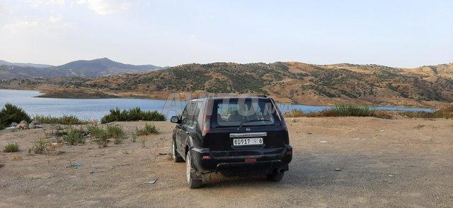 Voiture Nissan X trail 2002 à fès  Diesel  - 9 chevaux